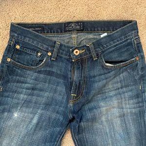 Lucky Brand Jeans - Lucky Brand 221 Original Straight Jeans